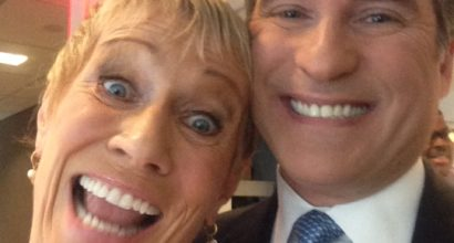 Barbara Corcoran and Dan