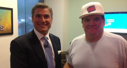 Dan and Pete Rose